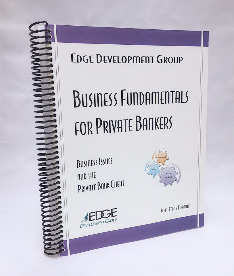 Business Fundamentals for Private Bankers