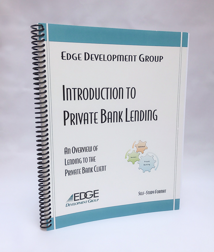 Introduction to Private Bank Lending